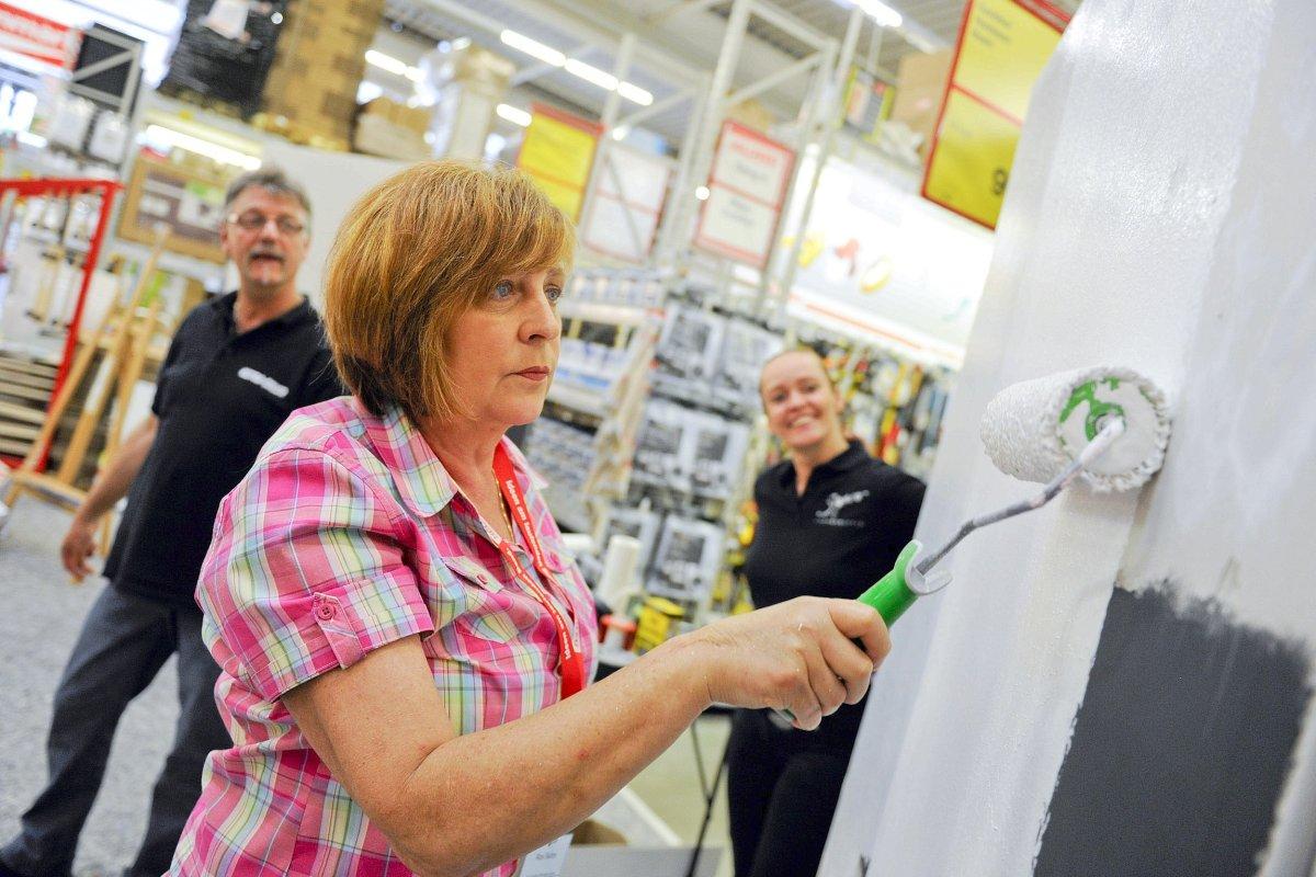 Duisburger Baumarkt Bietet Handwerkerkurse Für Frauen Duisburg