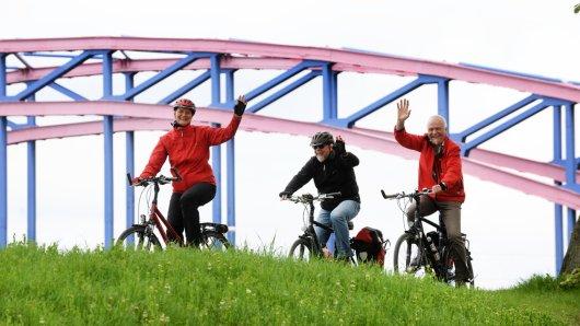 33. WAZ Radwanderung in Duisburg