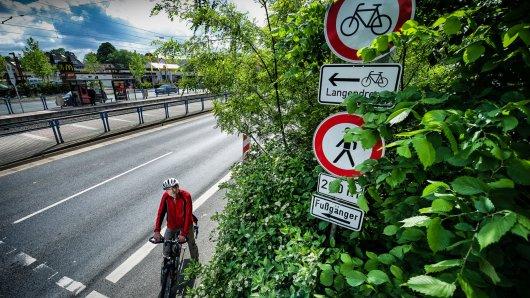 Fahrrad in Bochum