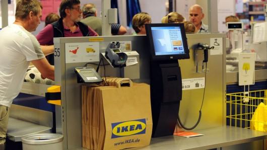 Kasse Ikea