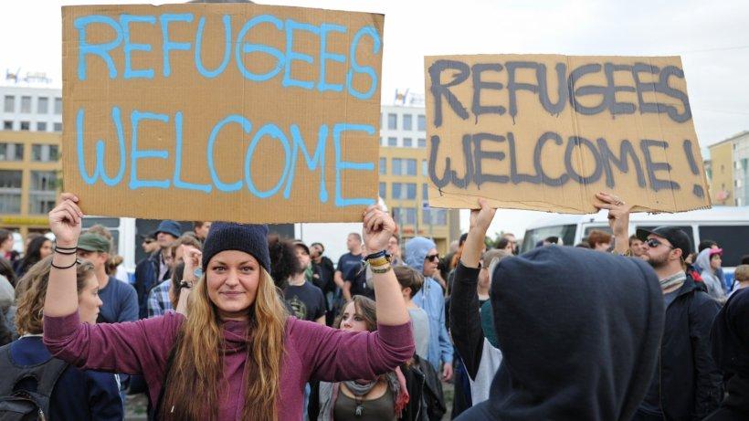 Videos Flüchtlinge