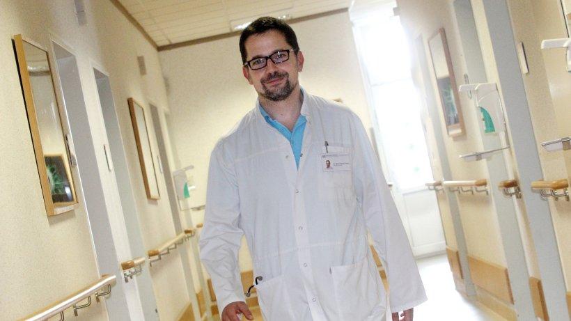 Krankenhaus neuer chefarzt in oberhausen oberhausen for Koch oberhausen