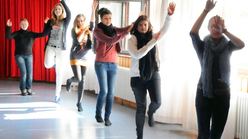 Namen Tanzen Waldorfschule