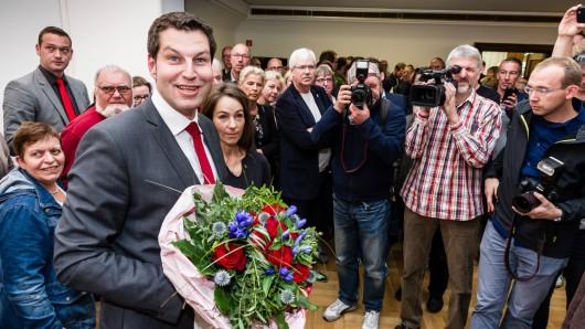 Thomas Eiskirch neuer Oberbürgermeister  in Bochum