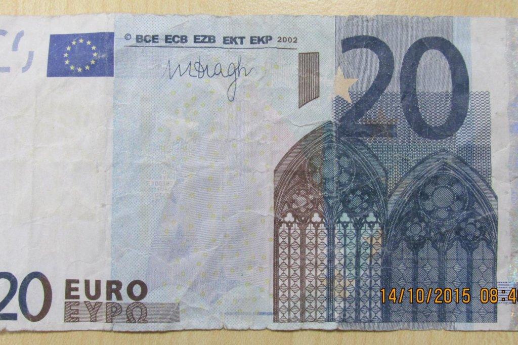 Berühmt Banknotenvorlage Ideen - Beispiel Anschreiben für Lebenslauf ...