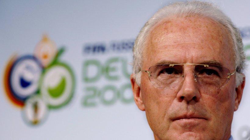 Beckenbauer attackiert DFB-Duo: Gesprächsangebot nicht ...