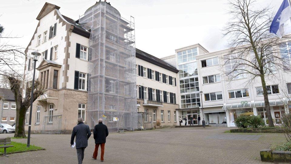 Sanierung Am Kettwiger Rathaus Soll Im Juni Starten Kettwig Und