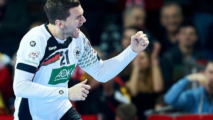 russland deutschland handball