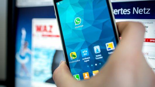 Ab 15. März gibt es wieder Nachrichten per WhatsApp aus Duisburg.