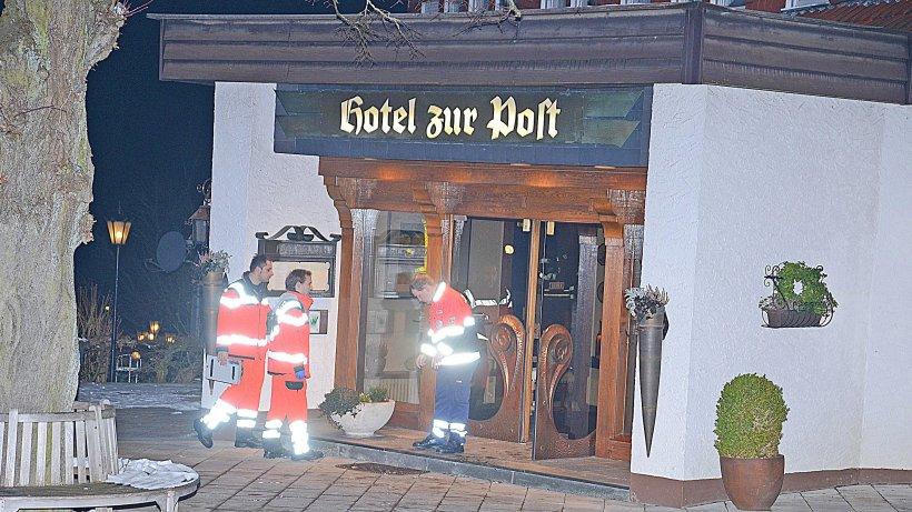 Hotel Zur Post Balve Eisborn