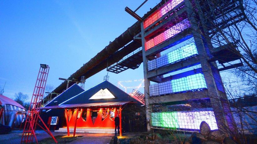 Zwei Brande Wie Der Delta Musikpark 2017 Dahinsiechte