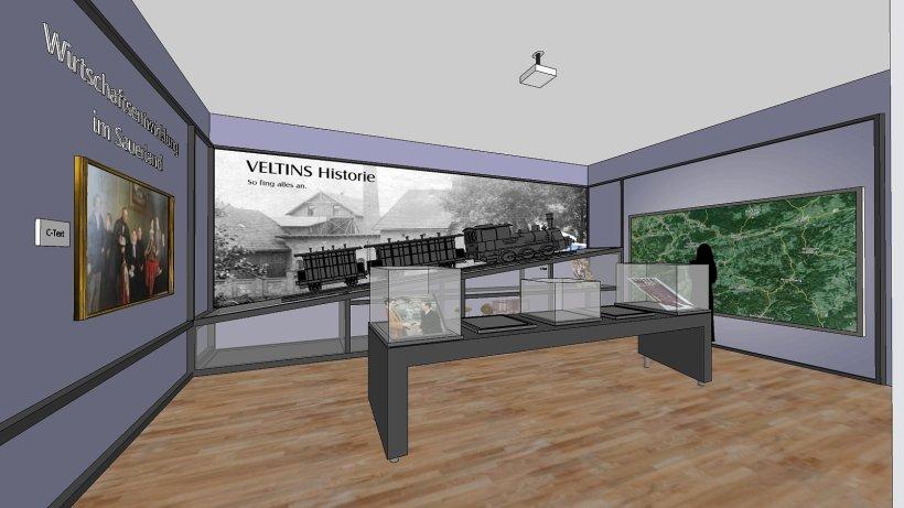 sauerland museum wo die wirtschaft sch ner als die k he ist arnsberg. Black Bedroom Furniture Sets. Home Design Ideas