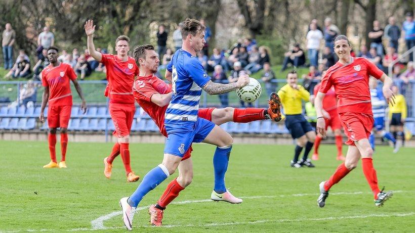 Oberliga Niederrhein - Tor Idrissou – Vorlage Laroshi ...
