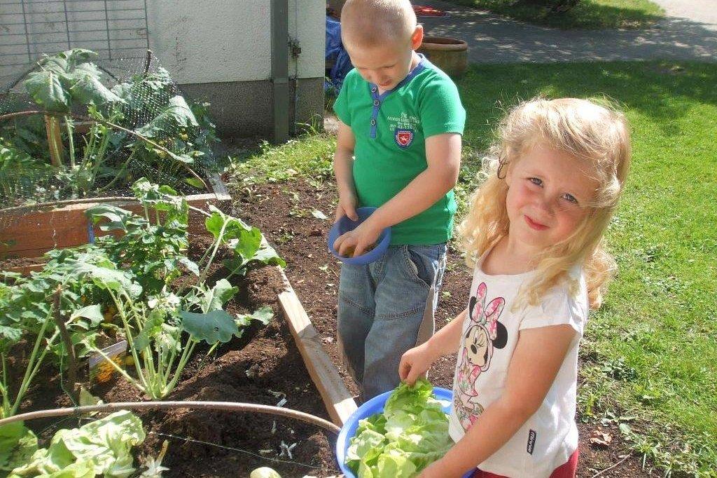 Kinder Gartnern Im Kinder Garten Gelsenkirchen Buer Derwesten De