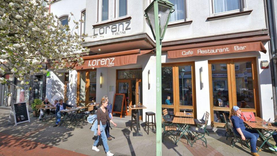 Lorenz essen  Gastronomie - Systemgastronomie L'Osteria beerbt Lorenz in ...