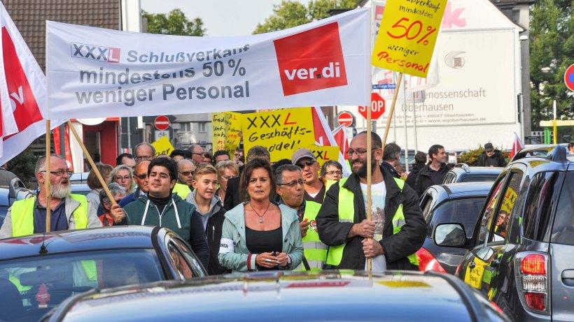 Schwere Vorwürfe Gegen Möbelriese Xxxl In Oberhausen Oberhausen