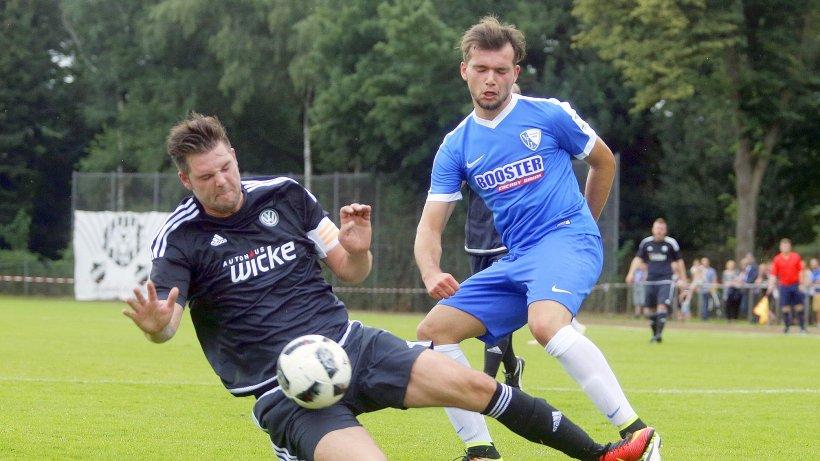 "Testspiel - VfL-Trainer Gertjan Verbeek: ""Die Haltung ..."