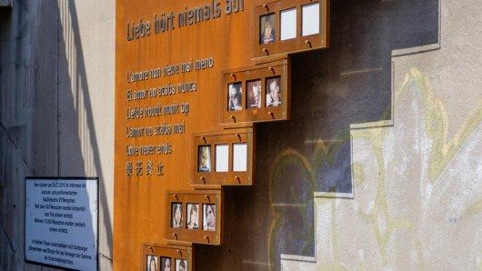 Gedenkstätte  in Duisburg
