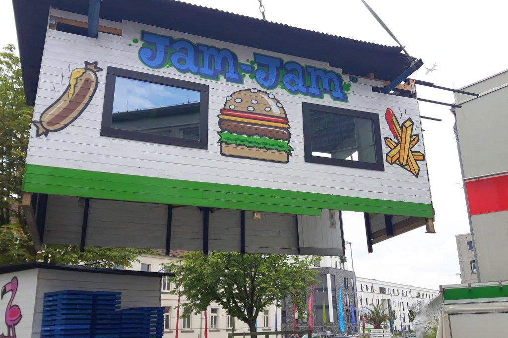 Gooran Essen gastronom zieht mit burger amt werden nach kettwig kettwig
