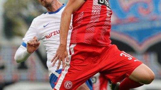 Hansa Rostock - Fortuna Düsseldorf