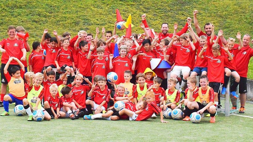 Fußballschule Leverkusen