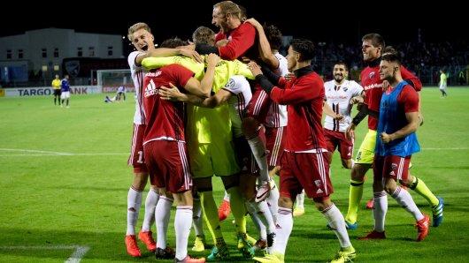 FC Erzgebirge Aue - FC Ingolstadt 7:8 i.E.