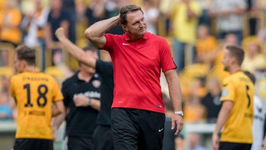 SG Dynamo Dresden - RB Leipzig 5:4 i.E.