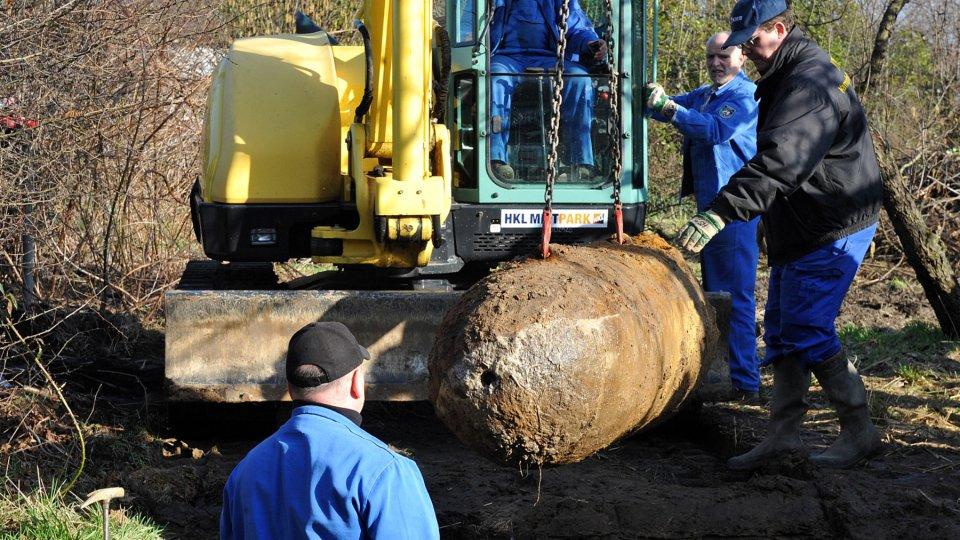 20 Zentner Bombe In Oberhausen Erfolgreich Entschärft Oberhausen
