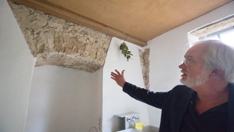 Bau geschichte im werdener gartenhaus wird eifrig - Gartenhaus bochum ...