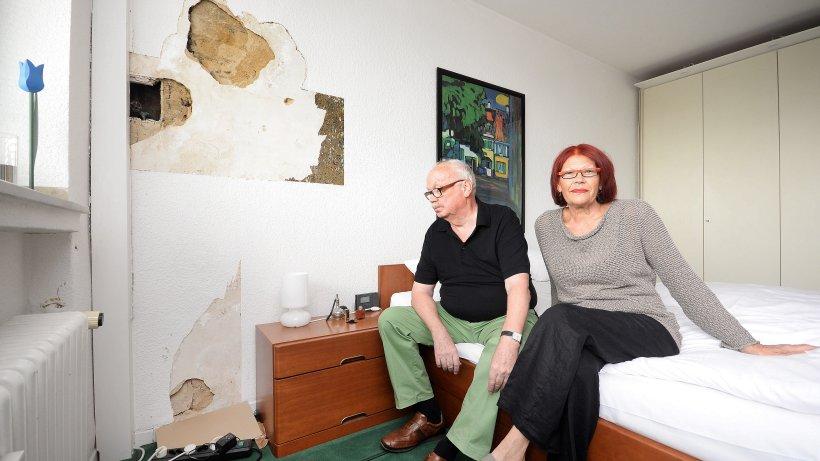 rger schimmelwohnung im duisburger s den wird endlich saniert s d. Black Bedroom Furniture Sets. Home Design Ideas