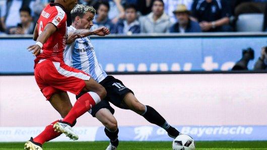 TSV 1860 München - Fortuna Düsseldorf