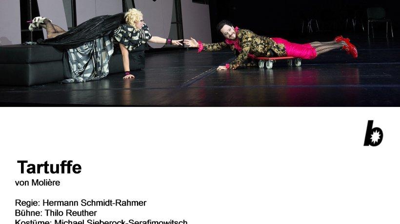 """""""Tartuffe"""" in Bochum zeigt 100 Minuten pralle Komödie ..."""
