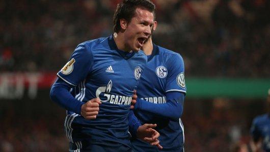 Torschütze für Schalke: Jefhen Konoplyanka.