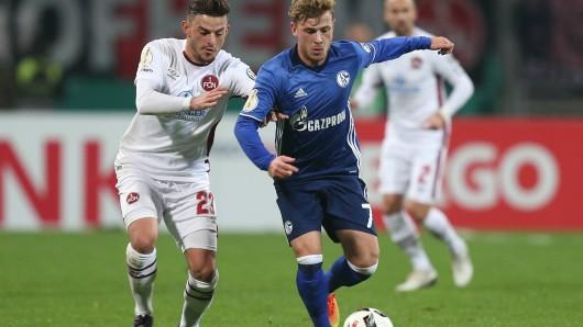 Überragend: Max Meyer vom FC Schalke 04.