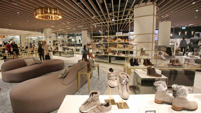 kaufhof filiale in d sseldorf soll aufgepeppt werden wirtschaft. Black Bedroom Furniture Sets. Home Design Ideas