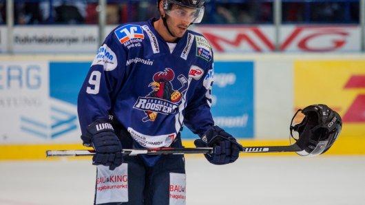 Eishockey: Iserlohn gegen Nürnberg (Saison 16/17)