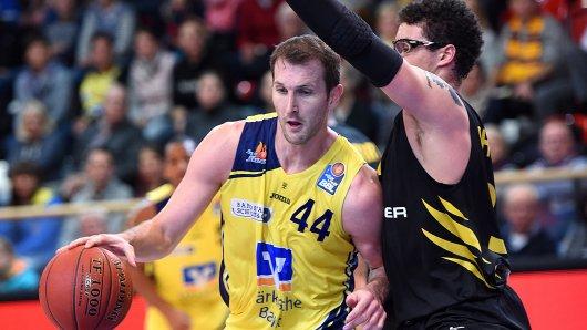 Trent Plaisted verlor mit Phoenix Hagen auch gegen Tübingen.