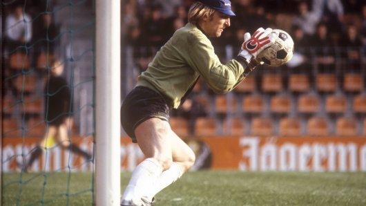 Torwart-Legende Wolfgang Kleff wird 70