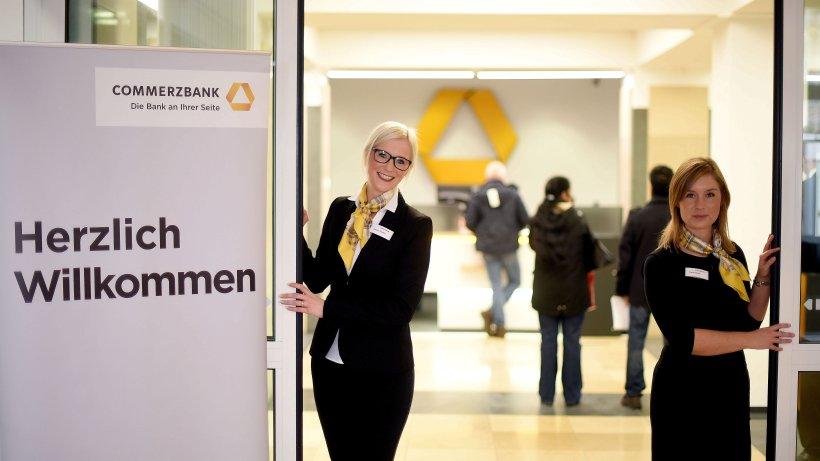 Commerzbank öffnungszeit