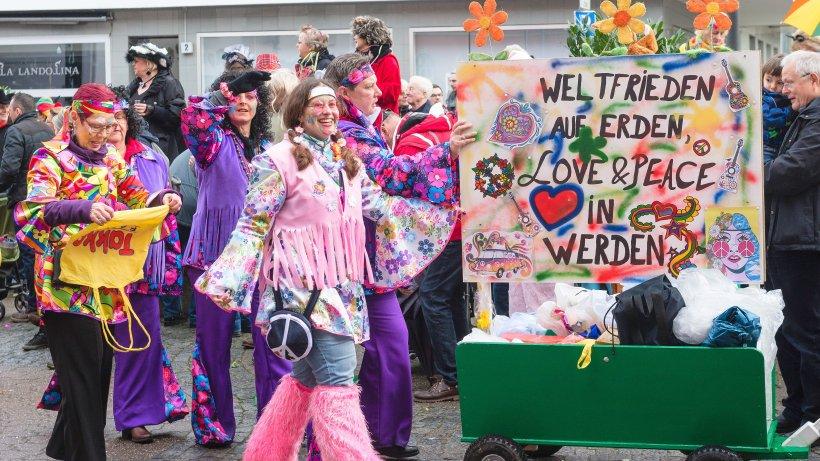 Karneval In Essen Hier Kannst Du Richtig Jeck Feiern Essen