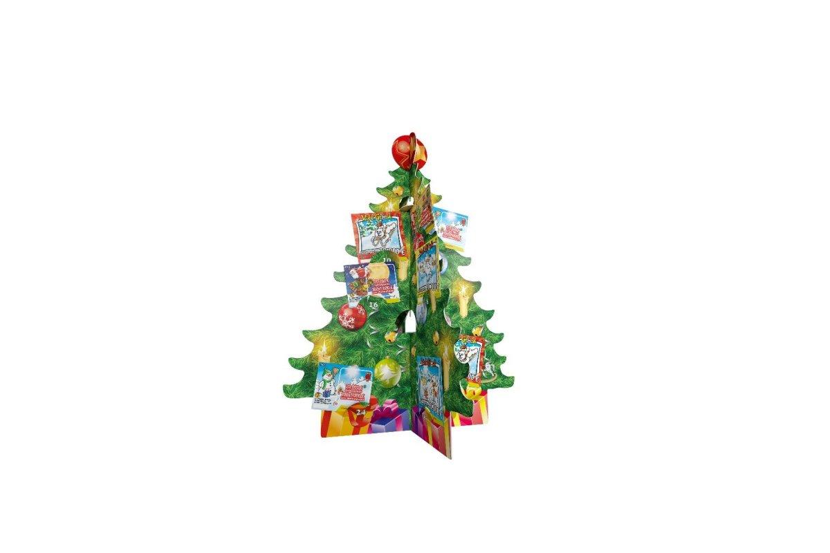 Weihnachtskalender Rubbellose.Träume Verschenken Mit Dem Rubbellos Adventskalender Westlotto