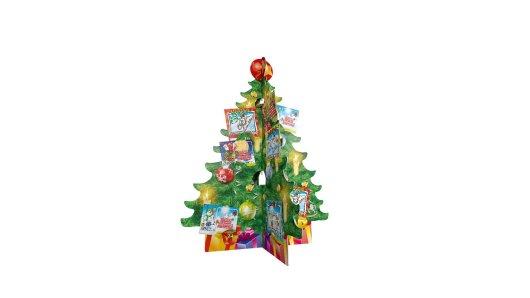Der Rubbellos-Adventskalender kann in den WestLotto-Annahmestellen entweder fertig gekauft oder selbst zusammengestellt werden.
