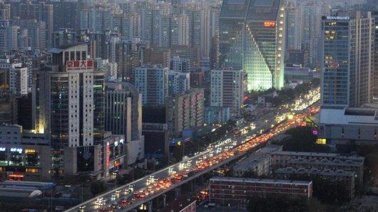 Von der chionesischen Metropole Peking kann man nun in zwölf Stunden Nonstop nach Las Vegas fliegen.
