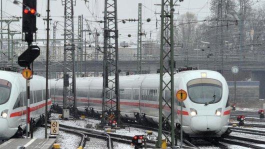 Mit dem Winterfahrplan der Bahn gibt es einige neue Verbindungen für Pendler und neue Züge ins Ausland.