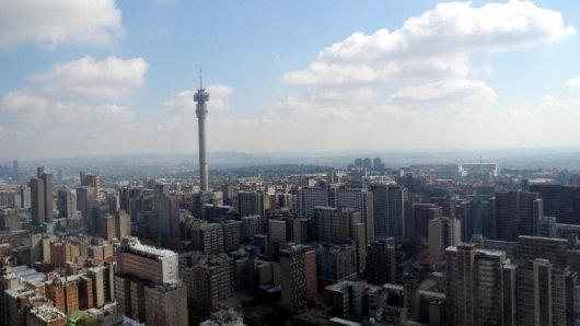 Sightseeing-Routen in Johannesburg