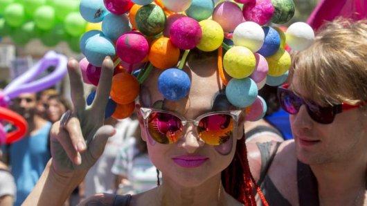 Bereits in den vorherigen Jahren war Tel Aviv zur Pride Week gut besucht.