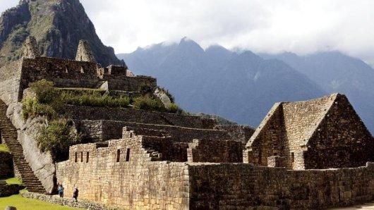 In südamerikanischen Städten wie Cusco, zu der die Ruinenstadt der Inka Machu Pichu gehört, kann die Höhenkrankheit auftreten.