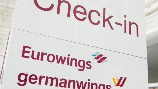 Eurowings nimmt neue Routen in seinen Winter-Flugplan auf.