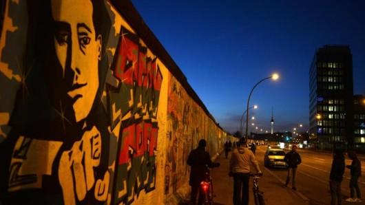 Die East-Side-Gallery ist wohl das bekannteste Streetart-Projekt Berlins.