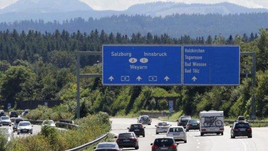 Laut Stauprognose kommen die Autofahrer in den nächsten Tagen auf den meisten Autobahnstrecken gut voran.